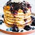 Yogurt Lemon Blueberry Pancake