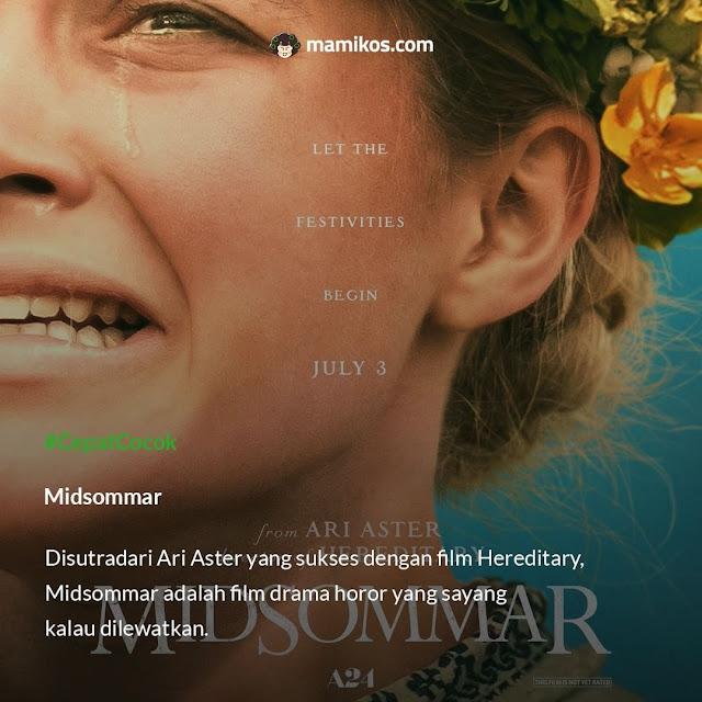 Rekomendasi Film di Bulan Agustus yang Menarik Ditonton Midsommar