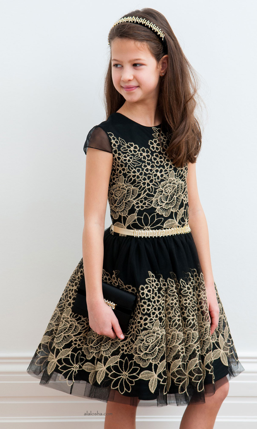 c91488f06616 Your special girl will go crazy for these dresses from David Charles ...