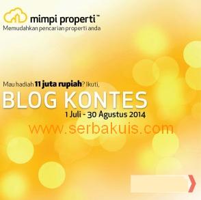 Kontes Blog Berhadiah Uang Total 11 JUTA Rupiah