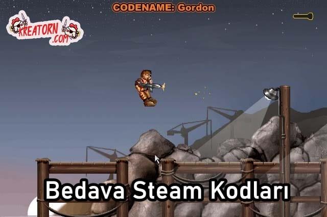 Codename Gordon - Bedava Steam Kodları