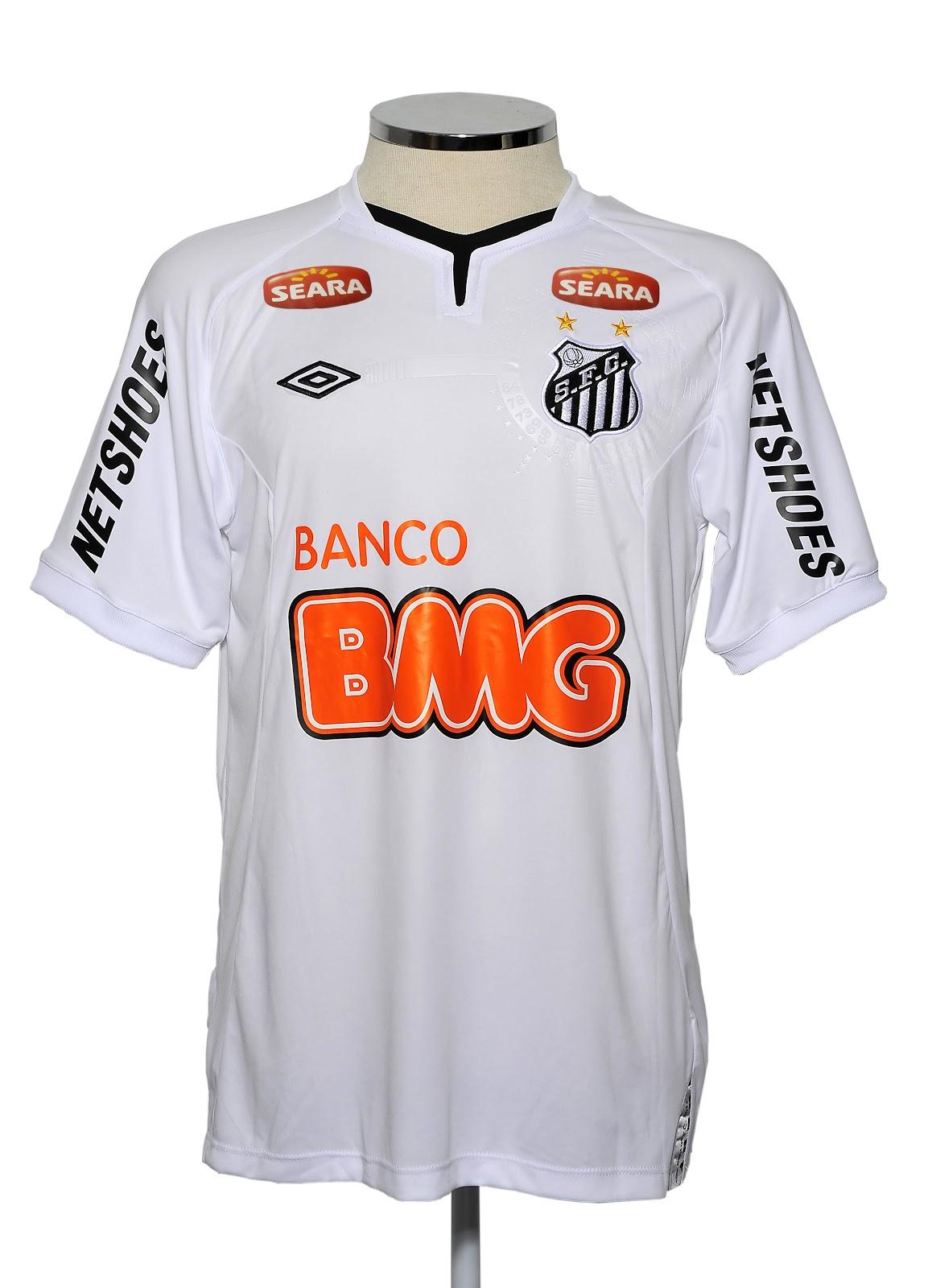 095442e959 Novas camisas do Santos