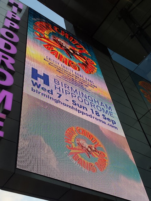 Chitty Chitty Bang Bang Tour, Birmingham Hippodrome