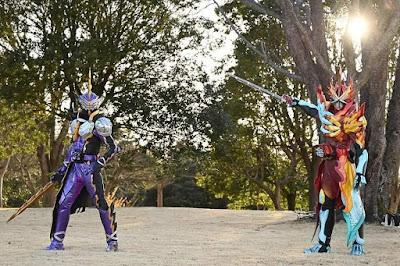Kamen Rider Saber Episode 33 Title & Description