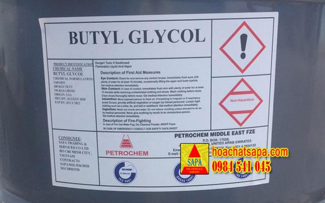 Butyl Glycol - BCS Petrochem (USA)