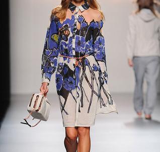 vestidos de adolfo dominguez 2012