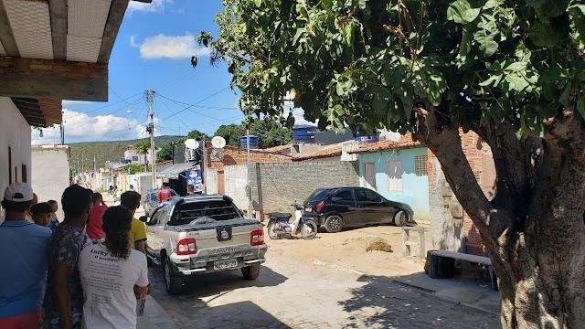 Jacobina : Homem é assassinado a tiros no Bairro Jacobina IV: