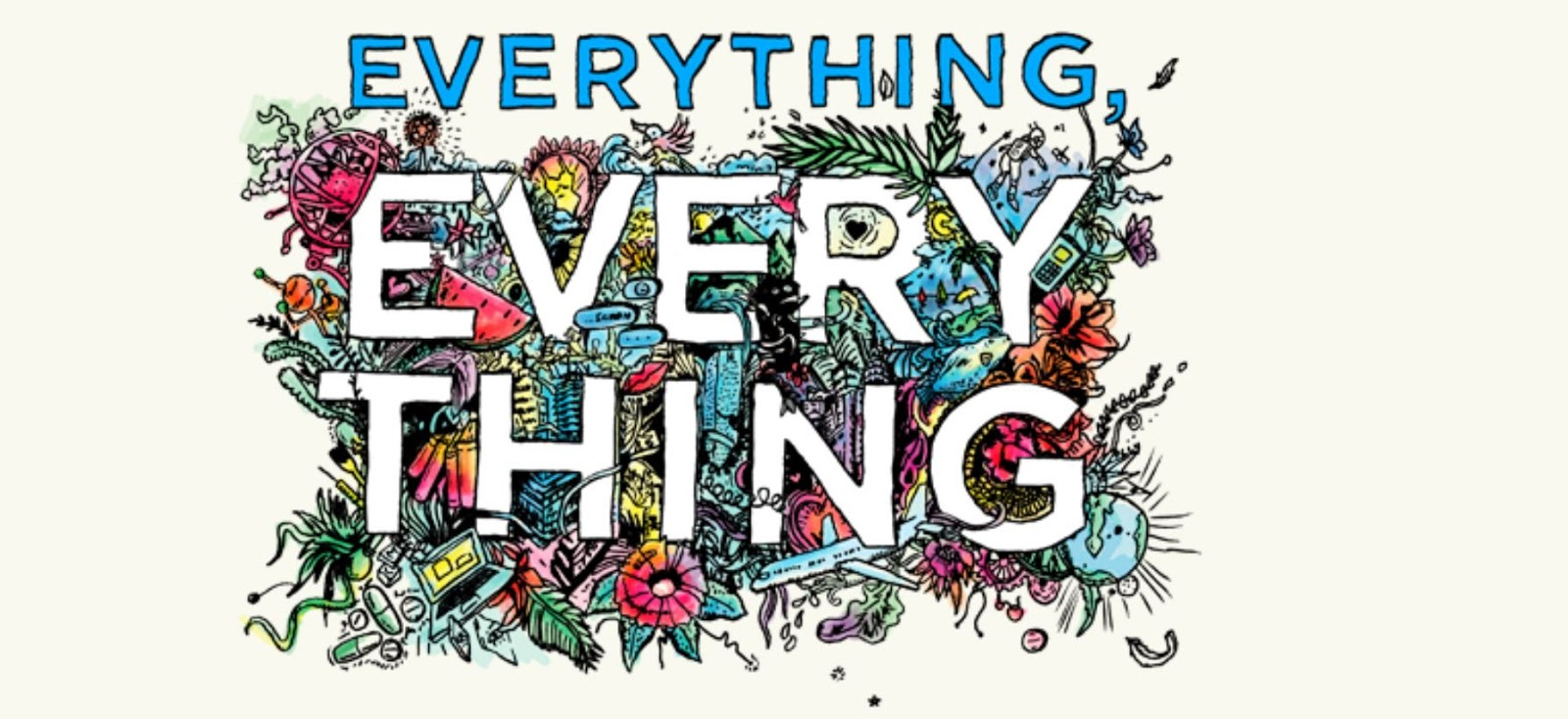 look main poster released for everything everything reel advice