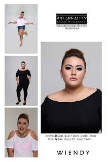 BiG is Beautiful, BiG Beauty Models