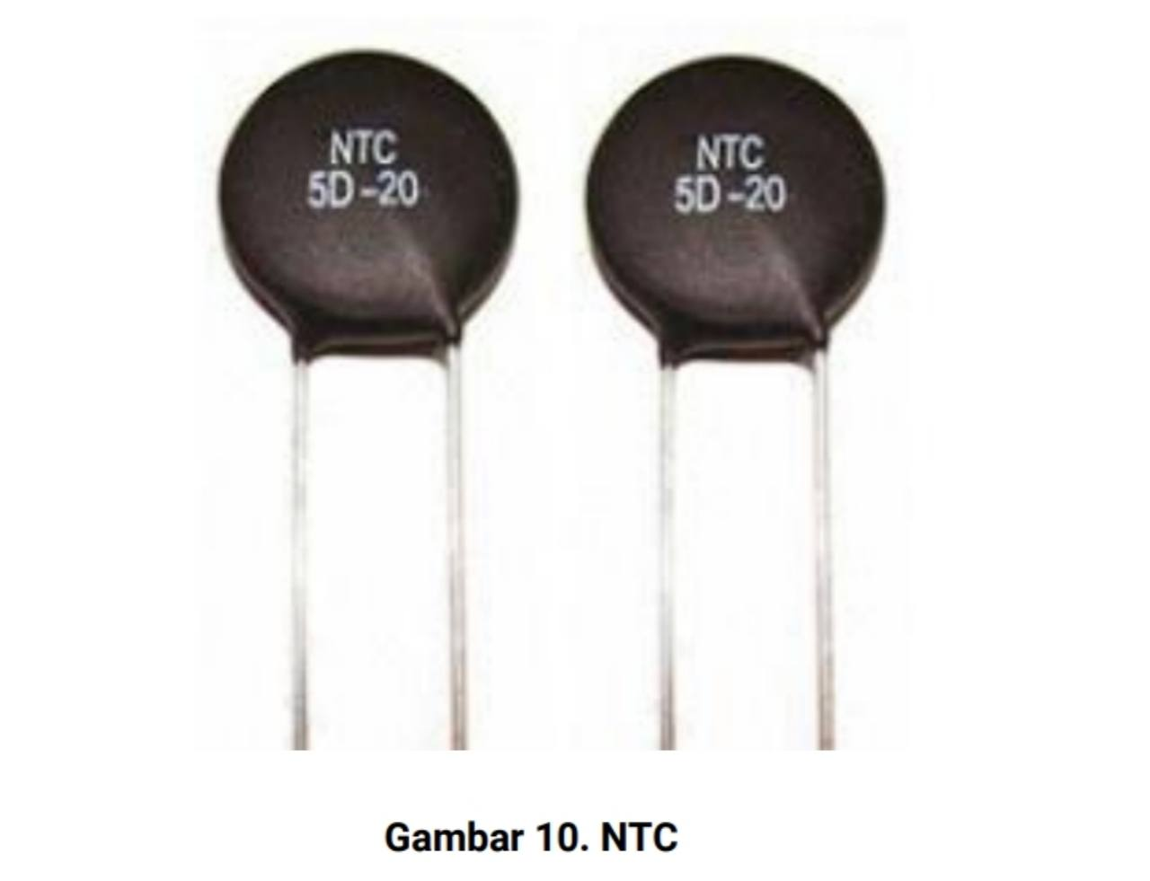 Jenis resistor NTC
