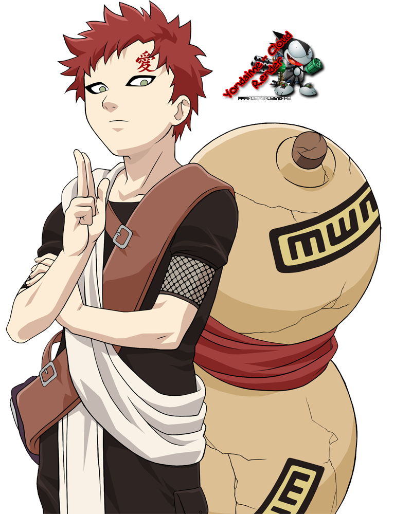 gaara shippuden - photo #22