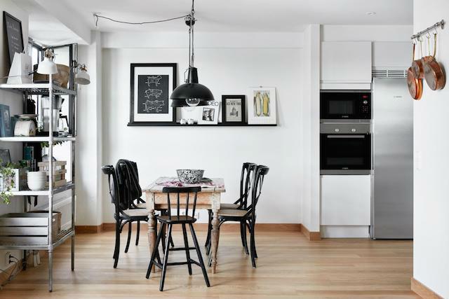 Pisos de alquiler, ideas mejorar decoración e interiorismo, cocina abierta al salón