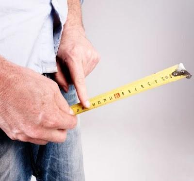Medir o tamanho do pênis