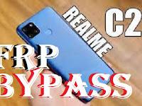 FRP Bypass Realmi C21 - Verifikasi Akun Google Tanpa PC