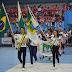 Foi realizado nesta terça, (23) a abertura do 49° Jogos Escolares do RN (JERNS) Regional Macau