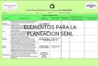 Plan de Trabajo SENL Semana 9 (12 a 16 de octubre de 2020)