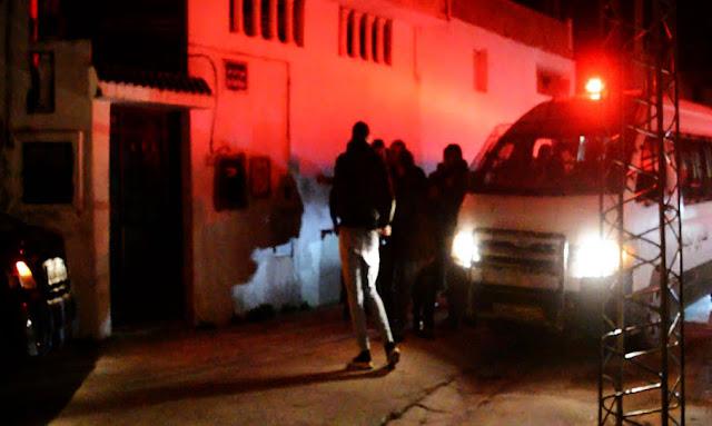 دوريات أمنية في تونس
