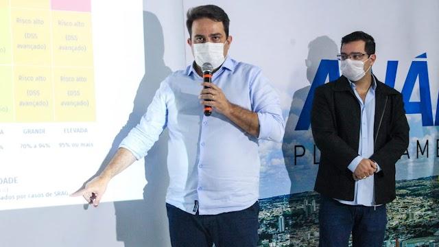 Anápolis: Novo decreto prorrogará suspensão das aulas por mais 30 dias