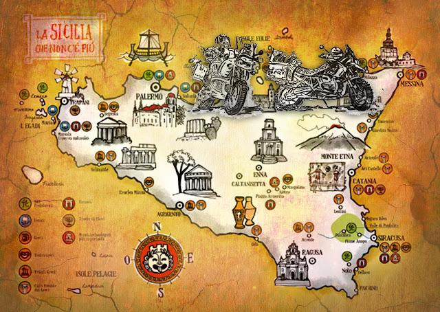 Αβεντουράδα στην νότια Ιταλία.
