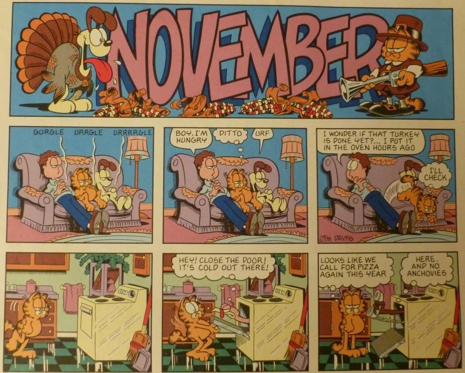 Sunday Comics Debt No No No No No No No Vember