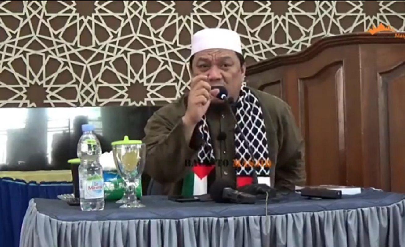 Tak Takut Dipenjara, Ustadz Yahya Waloni: Gak Masalah Kalau karena Bela Kebenaran!