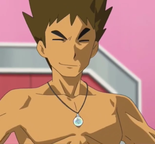 'Pokemon' Anime Teases Brock's Beau