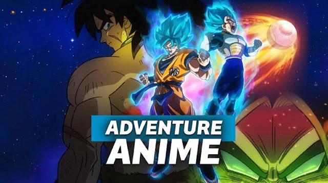 Anime Petualangan