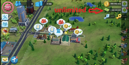 SimCity BuildIt Mod Apk Download (Money/Coins/Key)