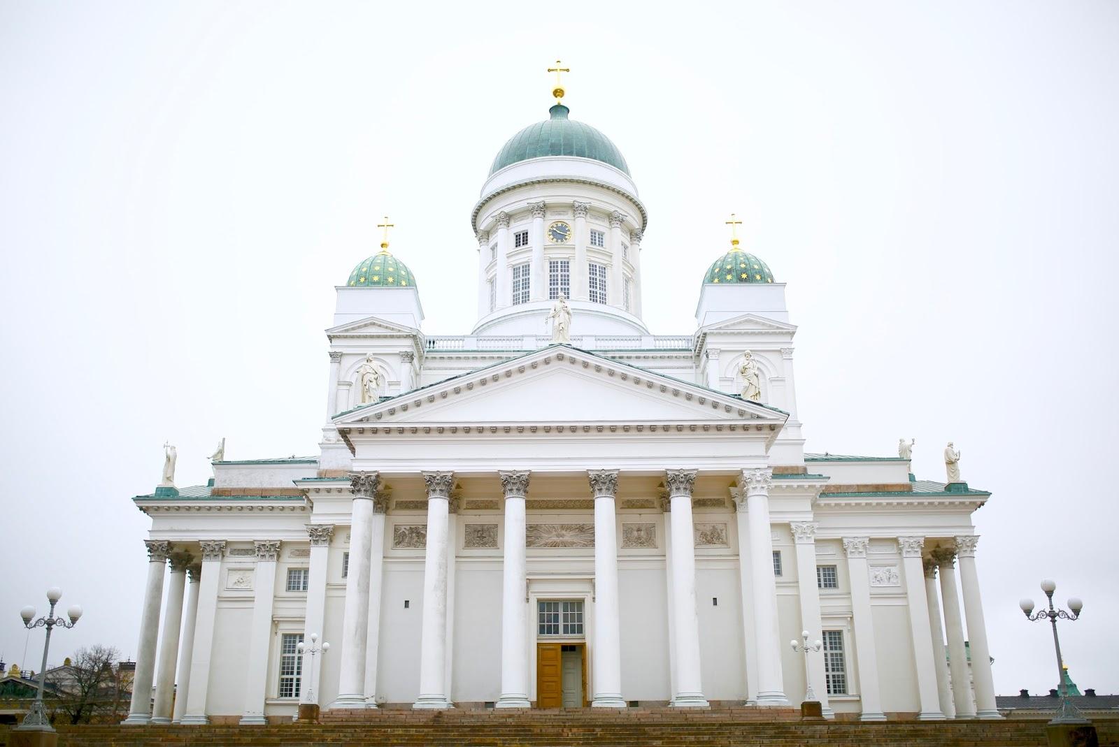 Grace In Style Travel Guide Helsinki Finland