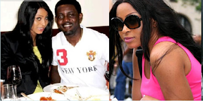 comedian ay wife mabel