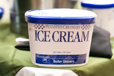 Penn State Creamery Ice Cream