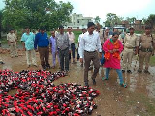 alcohal-demolish-madhubani