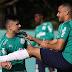 Site: Sem espaço, atacante do Palmeiras fica perto do Vasco