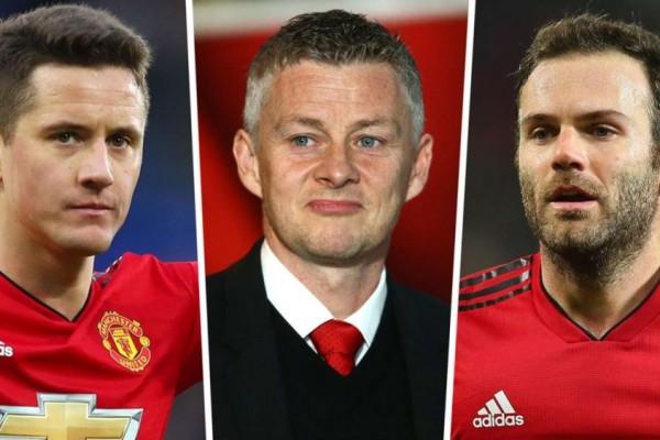 Revolusi Skuat, Solskjaer Bakal Lepas 6 Pemain Manchester United