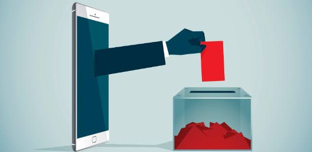 Sai a urna eletrônica, entra o celular: TSE estuda mudança para votação online