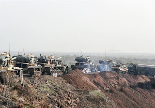 Turkish Army Enters Strategic Region in Afrin