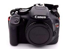 Canon EOS Kiss X4 DSLR Camera Firmwareダウンロード