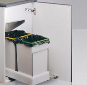 cubo basura apertura automatica cocina MUEBLE