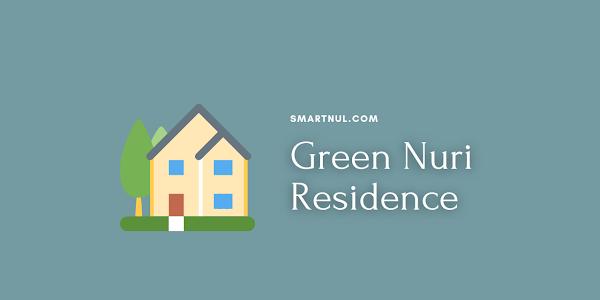 Green Nuri Residence, Smart Home Mewah di Jakarta Selatan