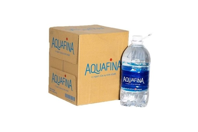Aquafina chai 5L