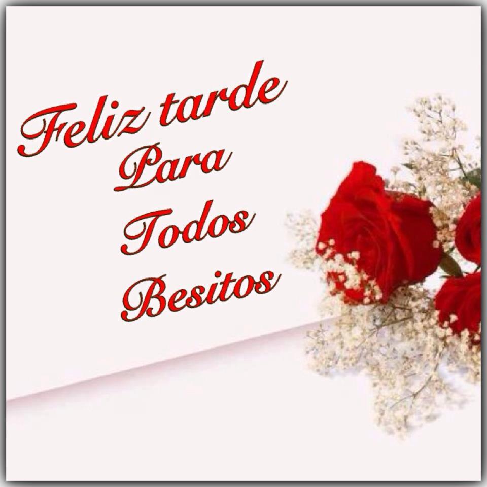 Feliz Tarde para Todos