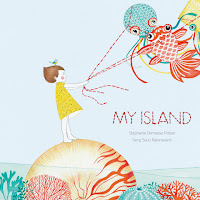 my island by stéphanie demasse-pottier and seng soun ratanavanh book cover