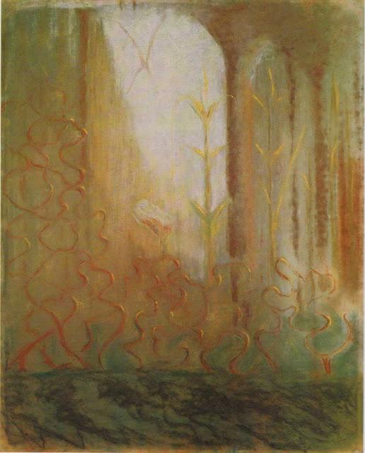 Чюрлёнис Микалоюс Константинас - Миры Марса. 1905