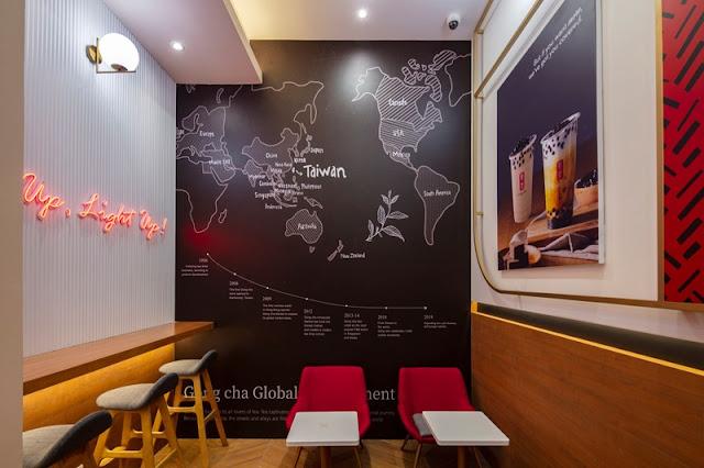 Gong cha Melancarkan Flagship Store Pertama di Kuala Lumpur
