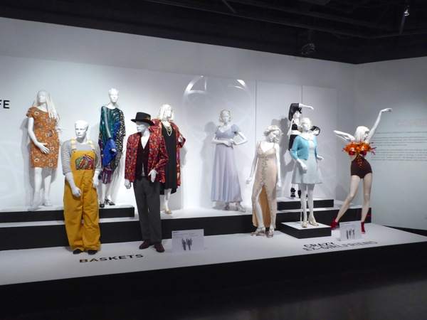 Baskets Crazy Ex-Girlfriend TV Costumes FIDM Museum