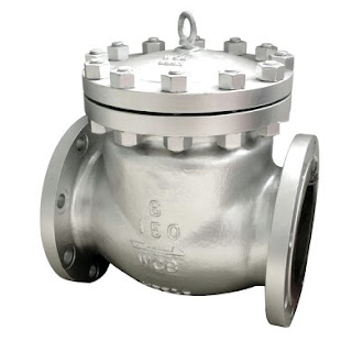 jual swing check valve
