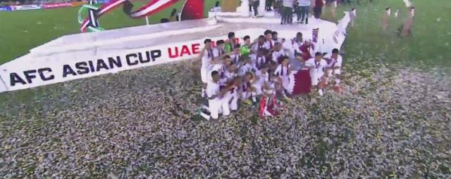 Qatar AFC Asian Cup 2019 Champions