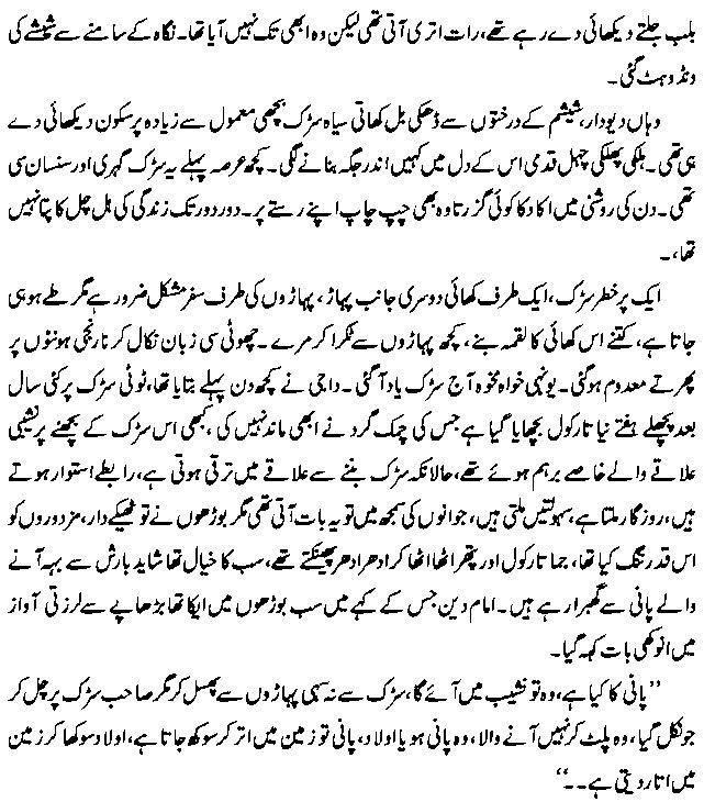 Misbah Ali Syed Novels