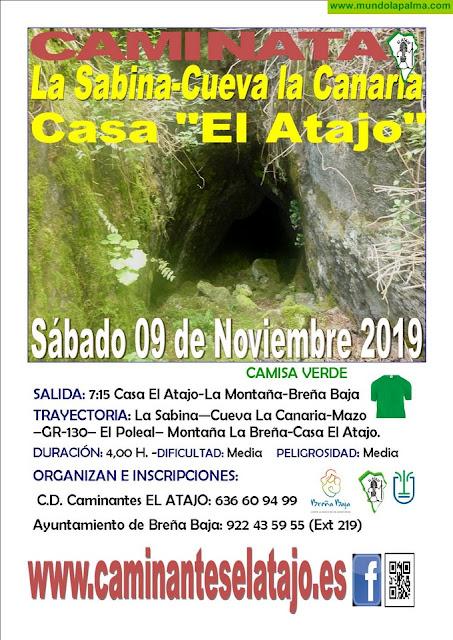 EL ATAJO: a la Cueva la Canaria