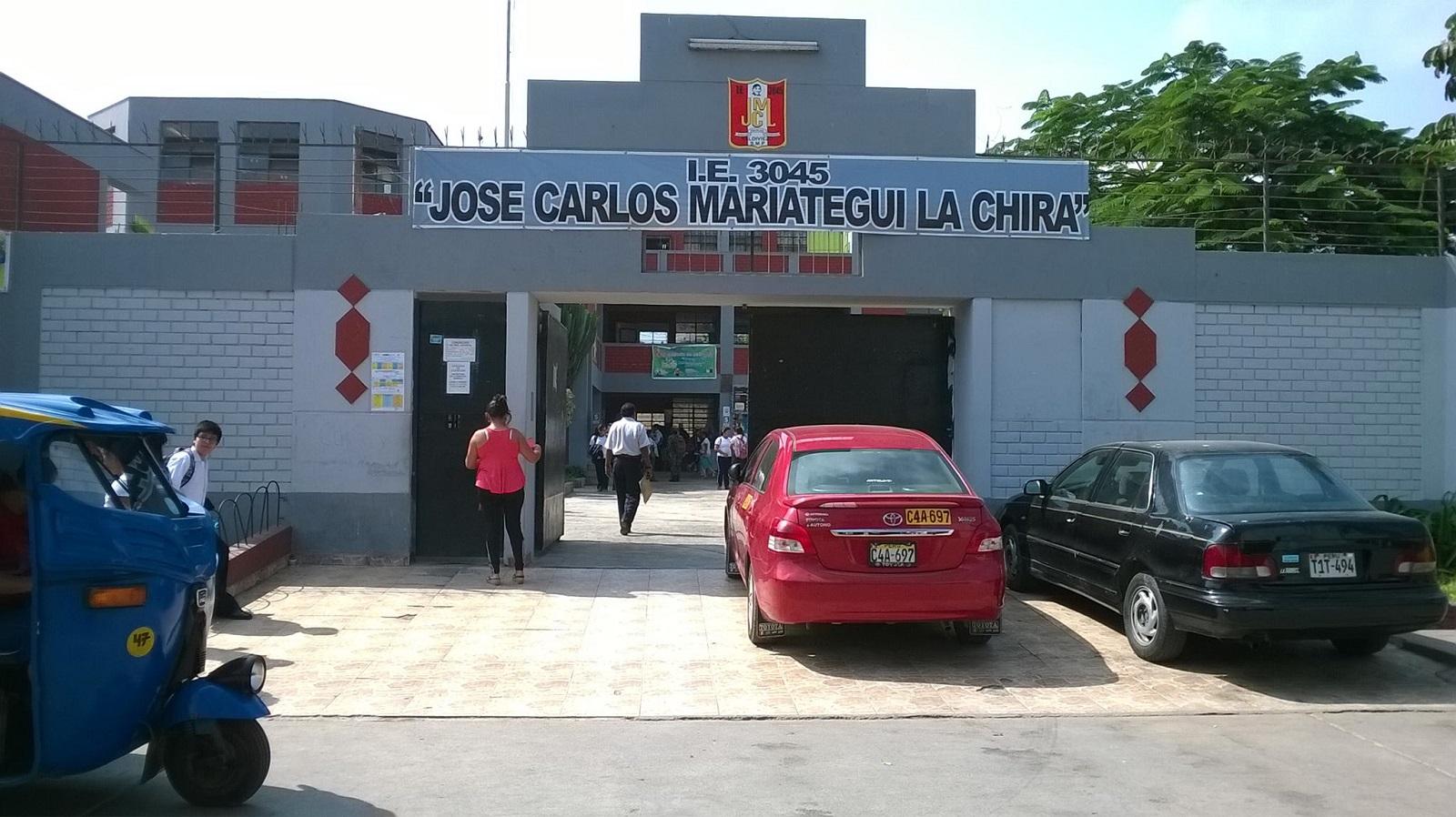 Escuela 3045 JOSE CARLOS MARIATEGUI - San Martin de Porres
